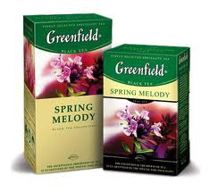 Greenfield SPRING MELODY 25 пакетиков